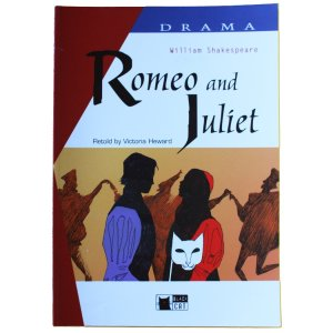 LIBRO ROMEO AND JULIET-
