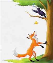 corvo e volpe