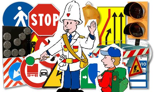 Risultati immagini per educazione stradale per bambini